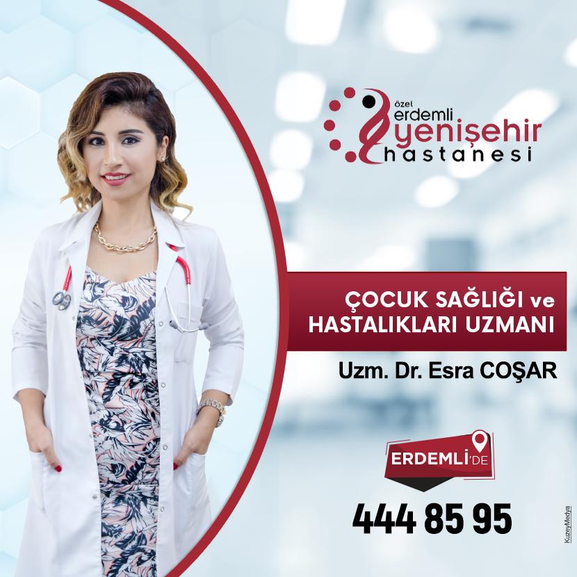 Uz.Dr.Esra COŞAR