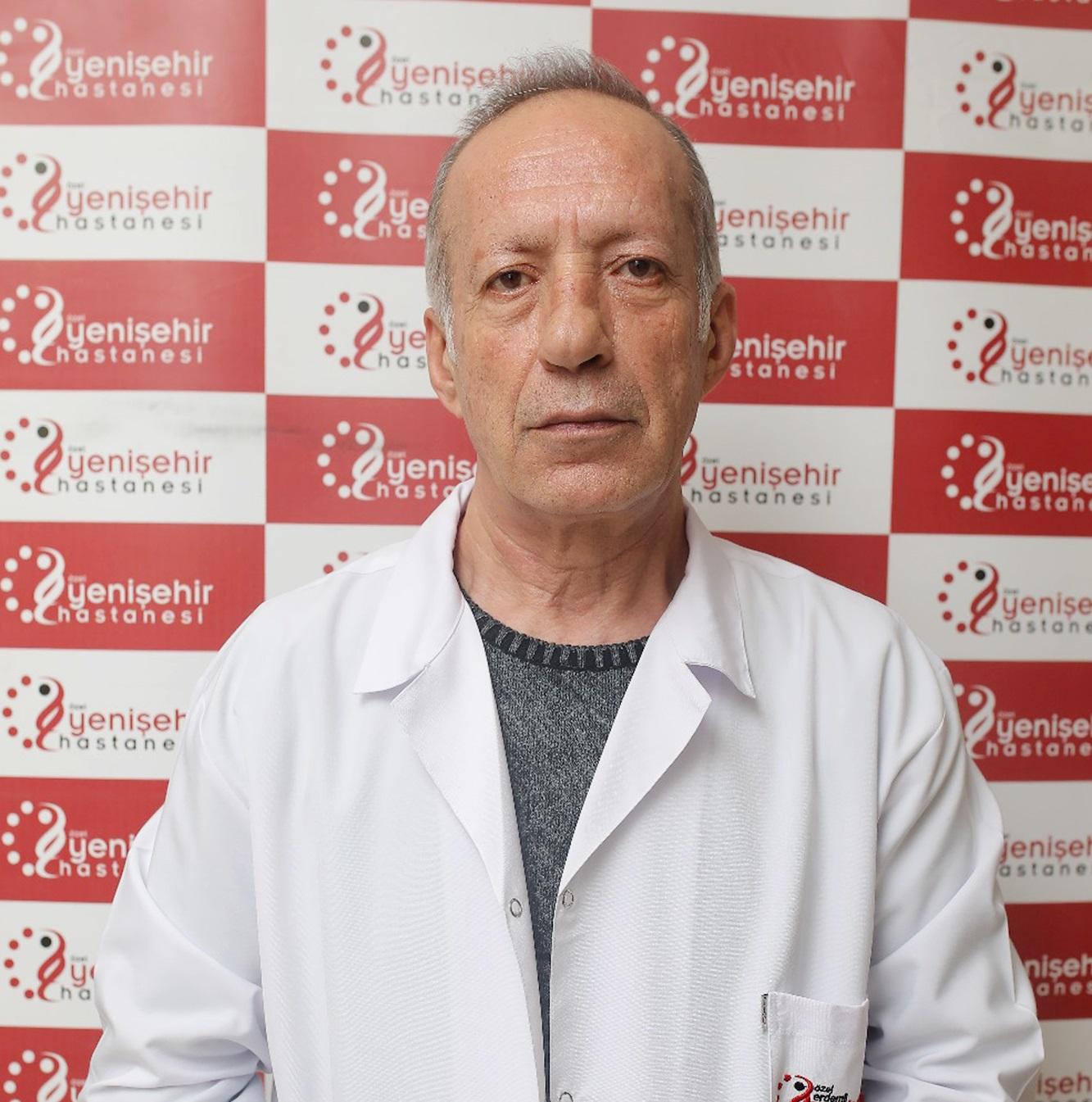 Uzm. Dr. İdris ETKAR